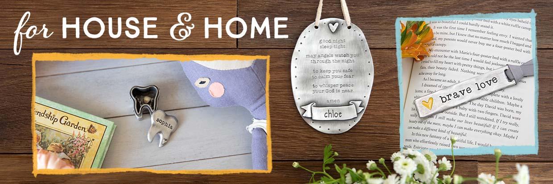 For House & Home by Lisa Leonard