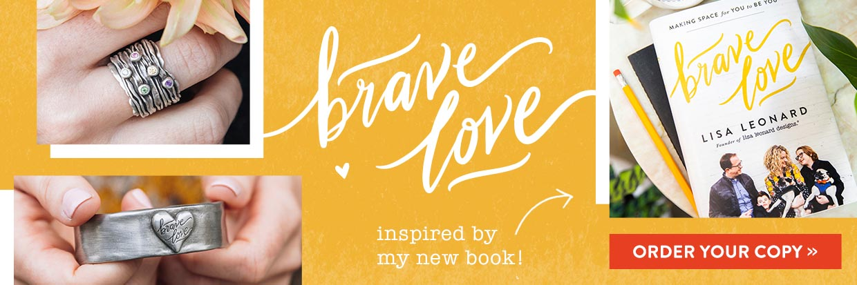 Brave Love Book by Lisa Leonard