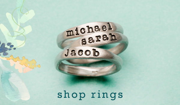 Rings by Lisa Leonard