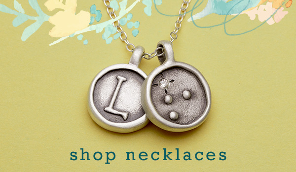 Necklaces and Jumbles by Lisa Leonard